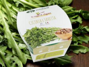 Zuppe di stagione Futuragri - Zuppa cicoria e favetta