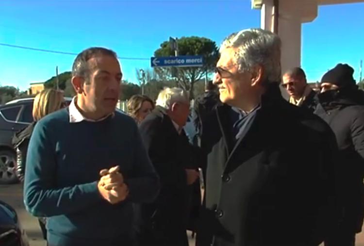 Massimo D'Alema Futuragri Foggia