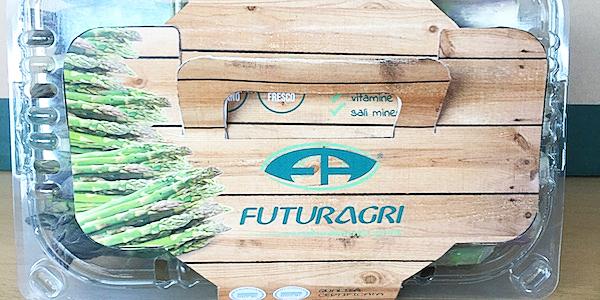 Vaschetta asparagi Futuragri
