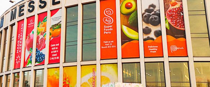 Futuragri al FruitLogistica 2019 a Berlino.