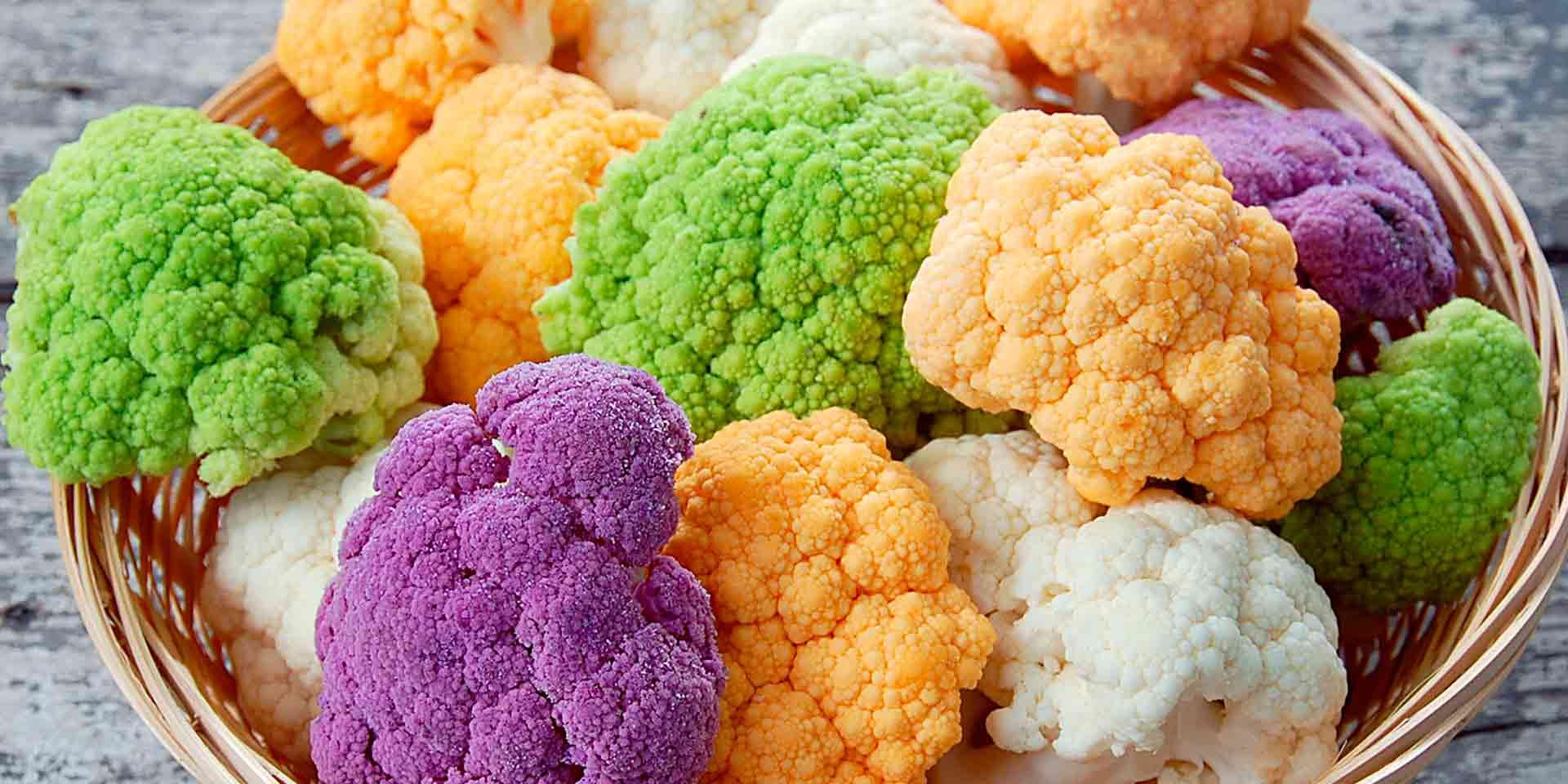 Mix colorati